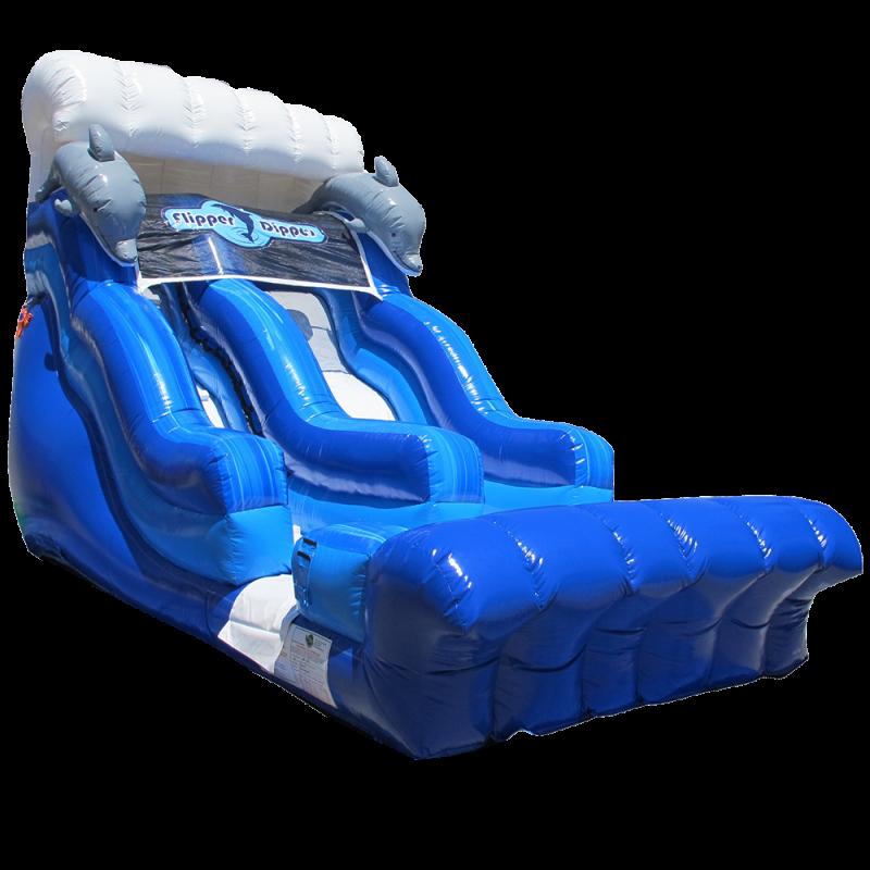 Flipper Dipper Slide XL 18'