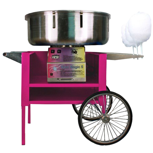 Cotton Candy Cart Deep Well