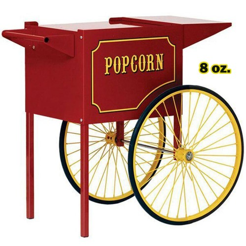 Popcorn Machine 8 oz. with...