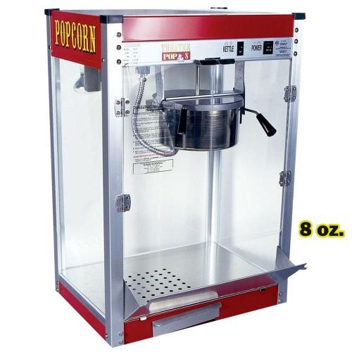 Machine à Popcorn 8 oz.