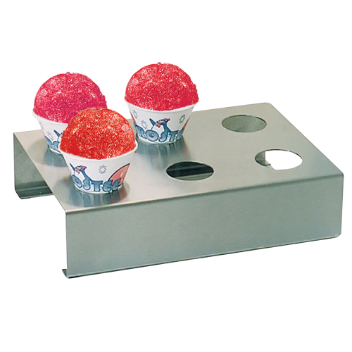 Sno-Cone Tray 6-Hole