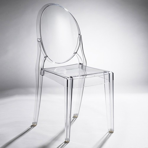Ghost Side Chair