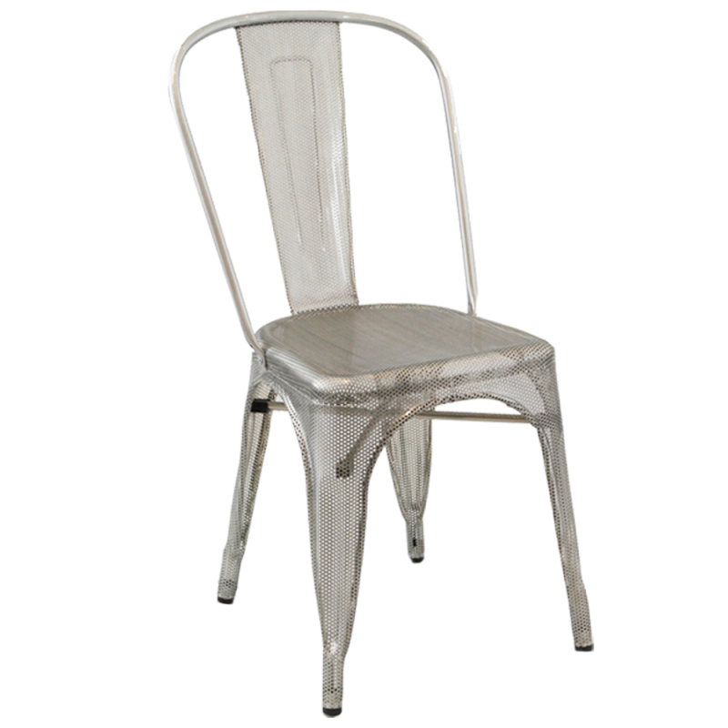 Tolix Chair - Grey