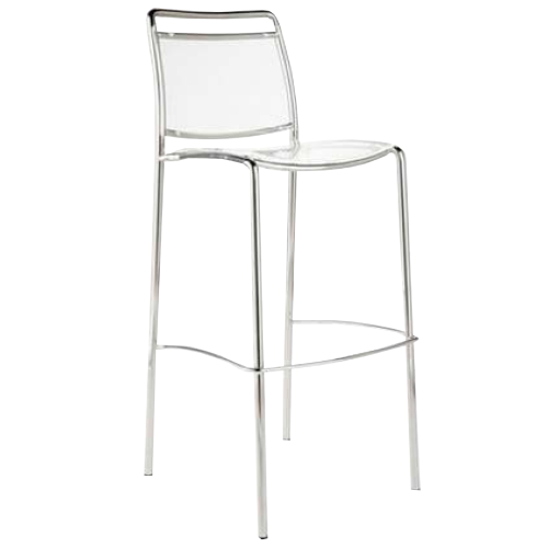 Acrylic Highboy Barstool