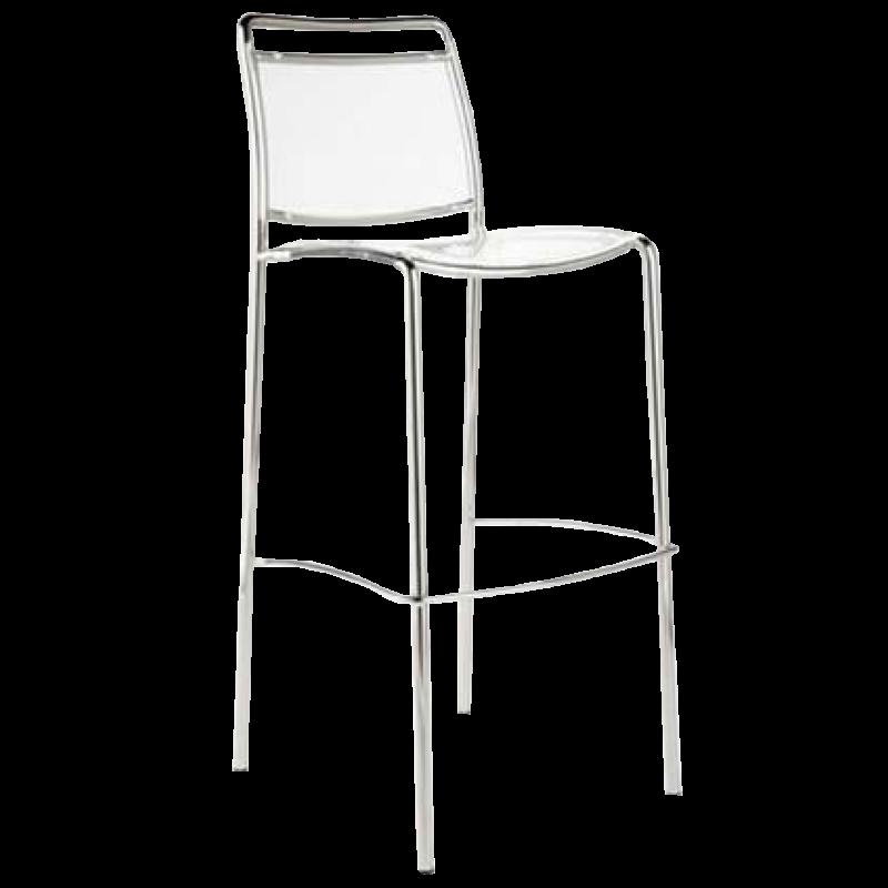 Acrylic Highboy Barstool