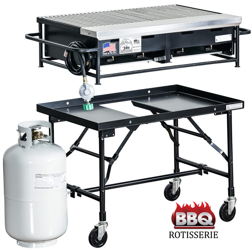 Barbecue Gas Grill 3.5'