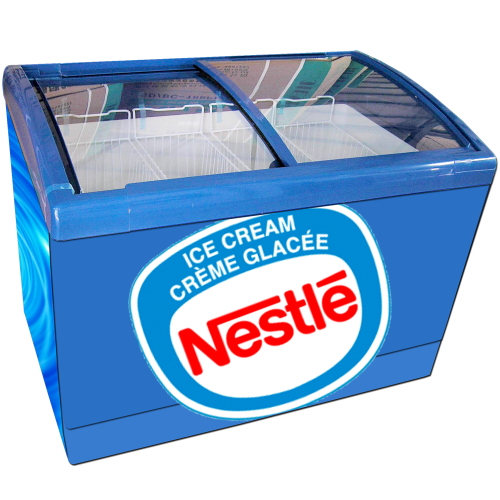 Nestle Ice Cream Deep Freezer
