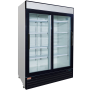 Glass 2-door Refrigerator