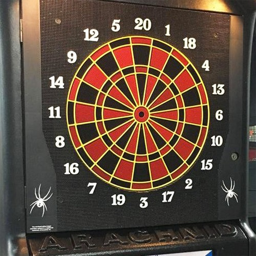 Galaxy II Electronic Darts