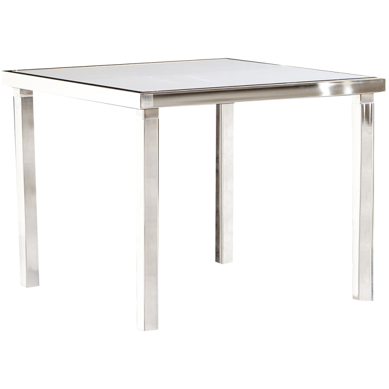 Gala Coffee Table Square - White