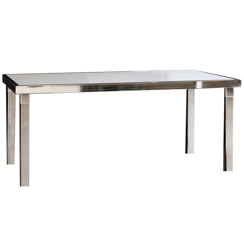 Gala Table Basse Rectangle - Blanc