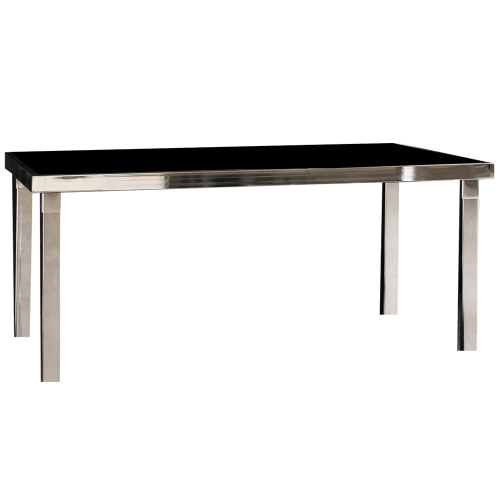 Gala Coffee Table Rectangle - Black
