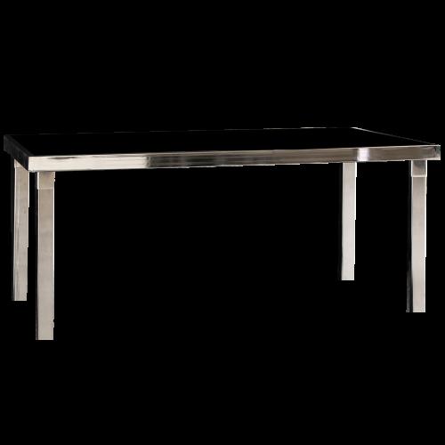 Gala Table Basse Rectangle - Noir