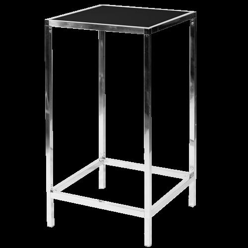 Gala Table Cruiser Carrée - Noir