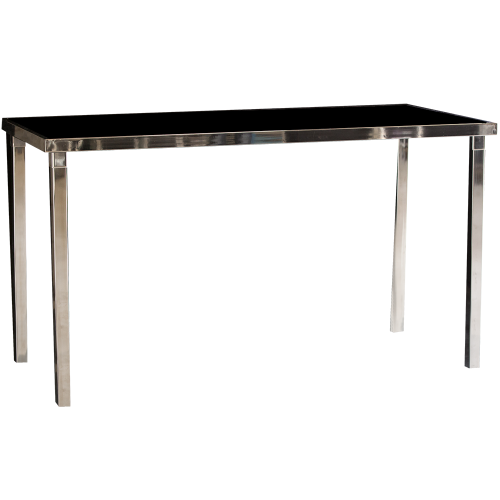 Gala Communal Table Rectangle - Black