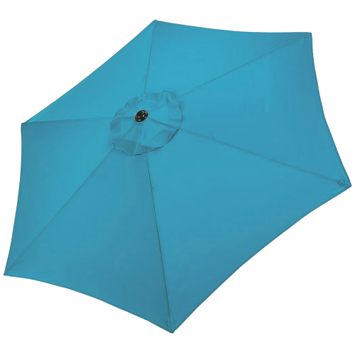 Parasol Umbrella - Aqua Blue