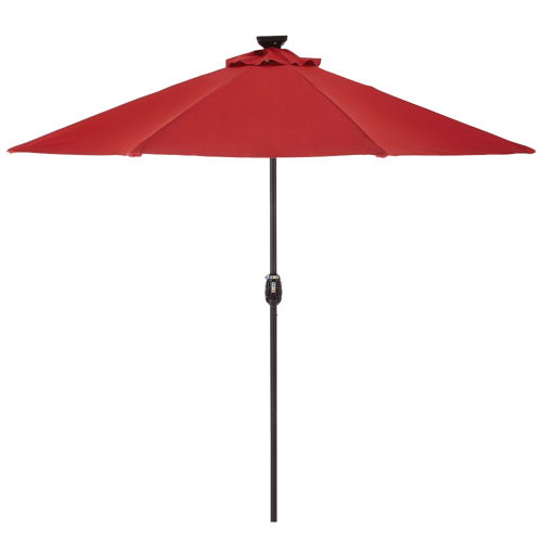 Parasol Umbrella - Red