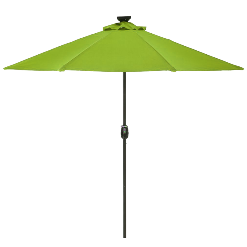 Parasol Umbrella - Lime Green