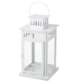 Lantern - White 17''