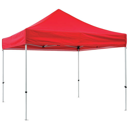 Pop-Up Canopy Tent 10x10 Red