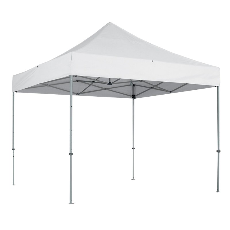 Pop-Up Canopy Tent 10x10 White