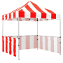 Carnival Pop-Up Tent 8x8