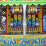 Fun Zone 3-in-1 Event Trailer