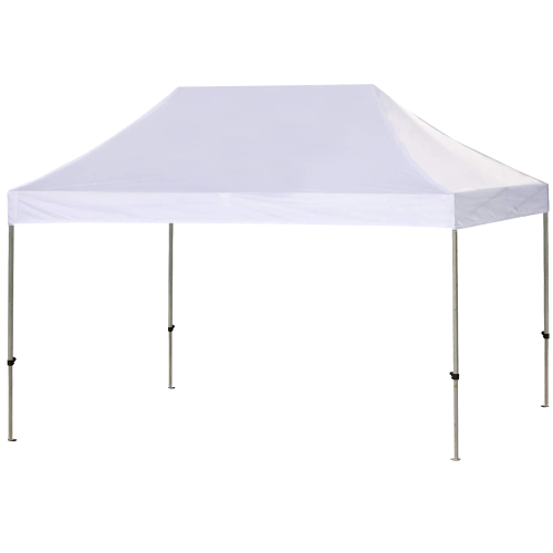 Pop-Up Canopy Tent 10x15 White