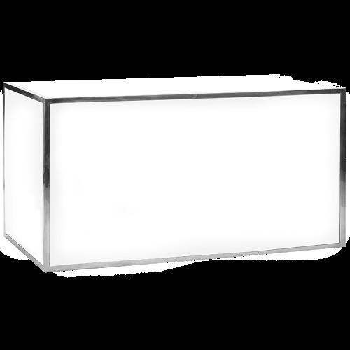 Gala Plexi Bar 6ft. - White