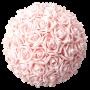 Flower Ball - Pink Roses