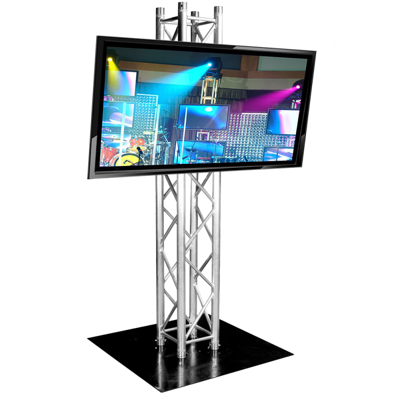 """Télévision 50"""" HD/DEL avec Support Truss"""