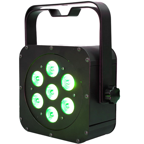 LED Slim P7-TRI Lighting