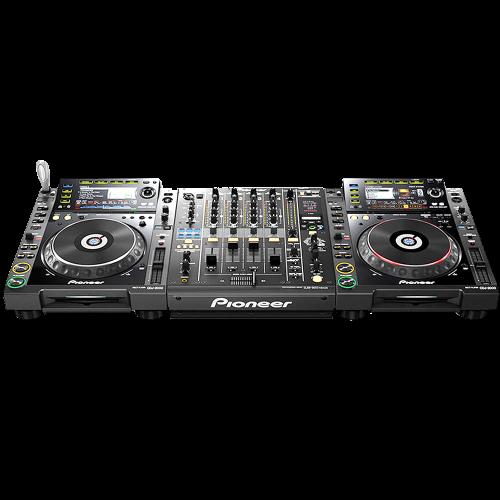 Pioneer Équipement Contrôleur DJ
