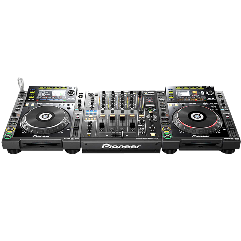 Pioneer DJ Controller Equipment