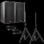QSC K8 Powered PA Speaker Set