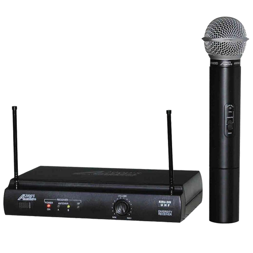 Handheld Microphone System