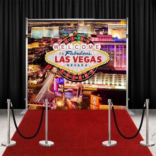 Bannière Toile de Fond - Las Vegas