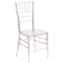CHIAVARI CHAIR TRANSPARENT