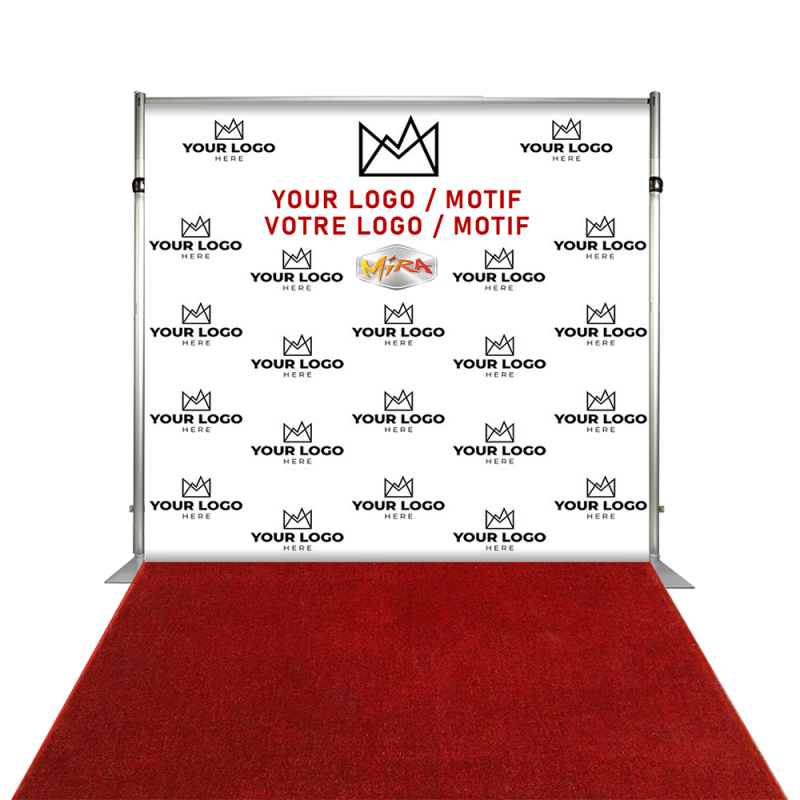 Banner Backdrop - Custom Personalized