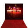 Banner Backdrop - Happy New Year