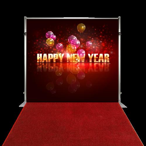 Bannière Toile de Fond - Happy New Year