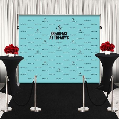 Bannière Toile de Fond - Breakfast at Tiffanys