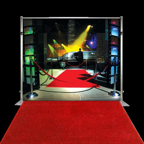 Banner Backdrop - Limousine