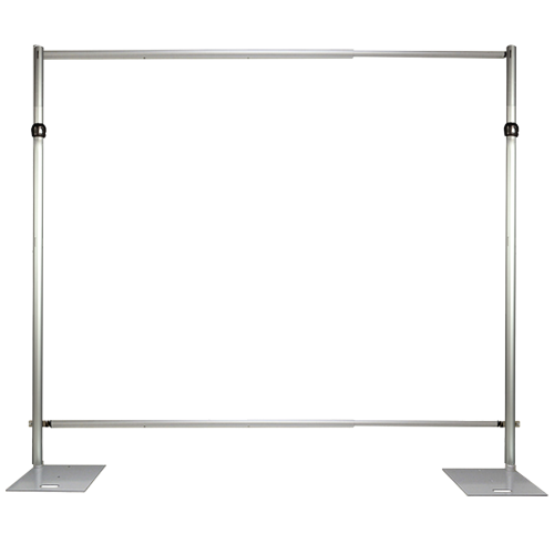 Banner Draping Backdrop Stand