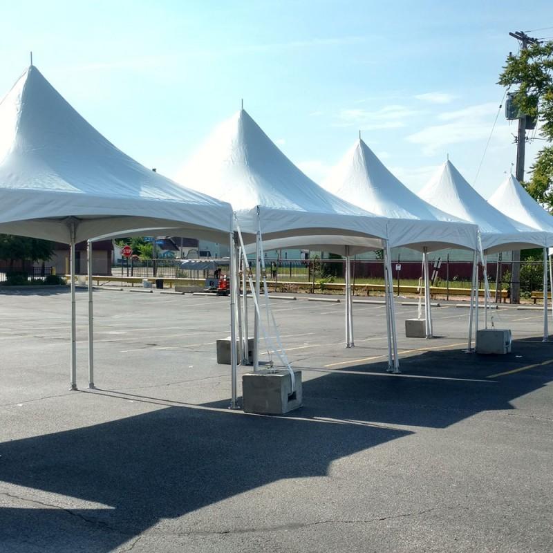 Tent - Peak Marquee 10' x 10'