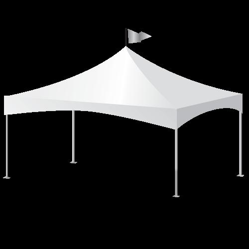 Tent - Peak Marquee 10' x 20'