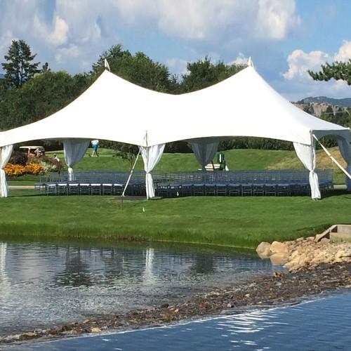 Tent - Peak Marquee 20' x 30'