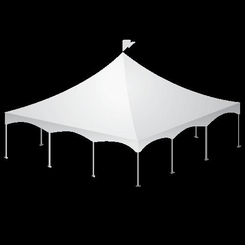 Tent - Peak Marquee 30' x 30'