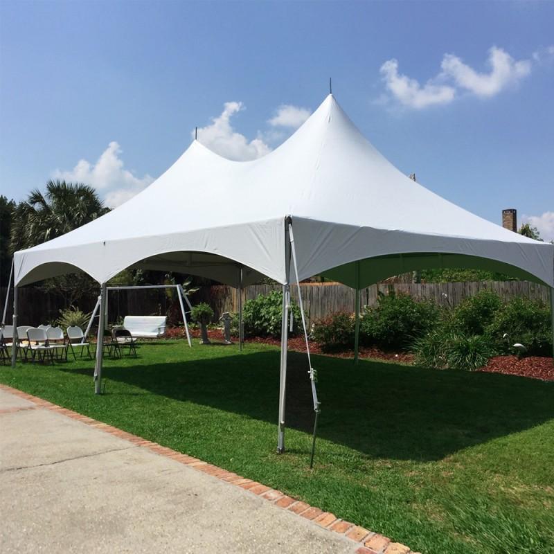 Tent - Peak Marquee 15' x 30'