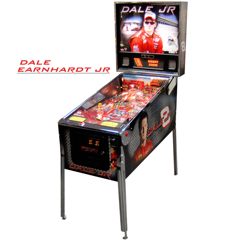 Dale Earnhardt Jr. Pinball Limited Edition